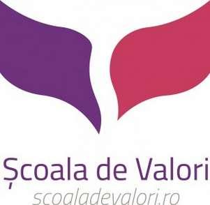Logo Scoala de Valori - color