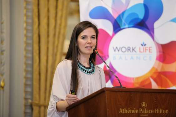 Simona Nicolaescu Dynamic HR WLB Gala