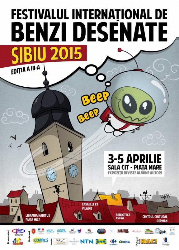 afis Festival BD Sibiu 2015