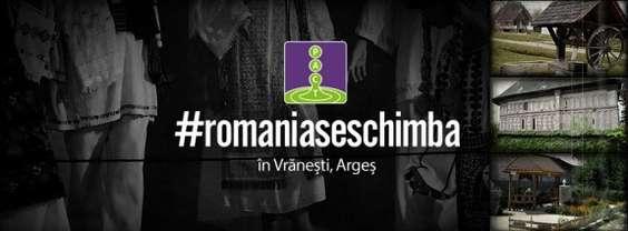 facebook romaniaseschimba in Vranesti - Arges