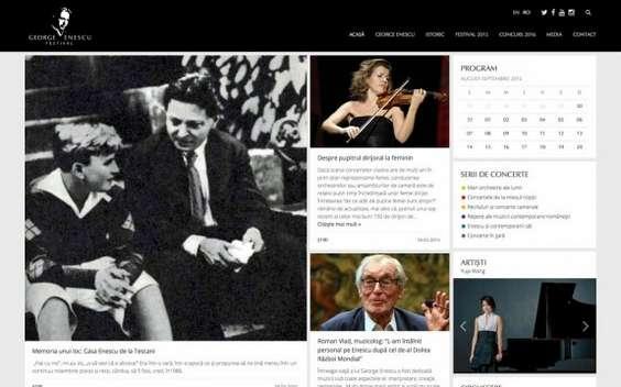 homepage-festivalenescu.ro