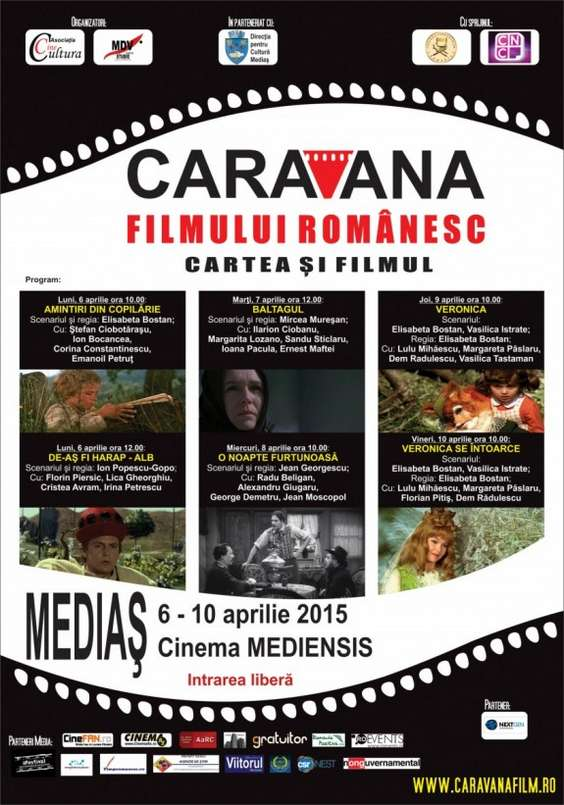 Afis Caravana Medias2015presa