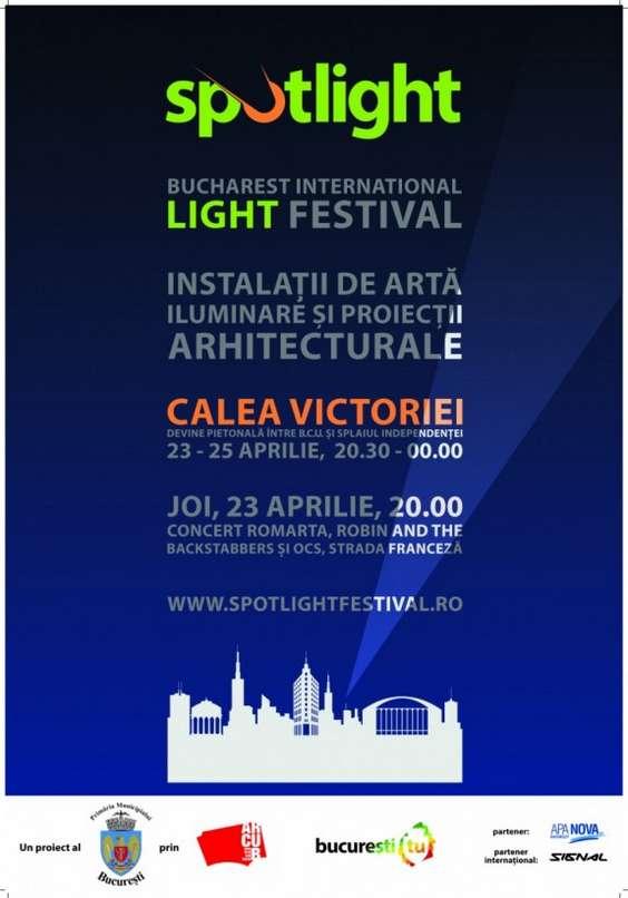 Afis Spotlight Festival