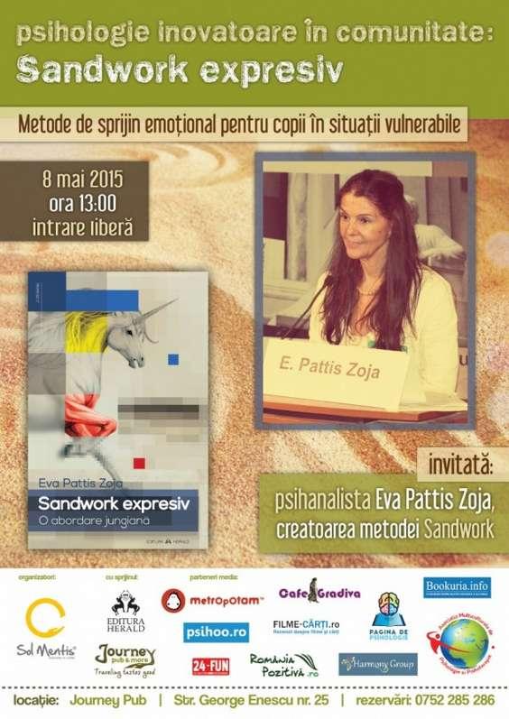 Afis conferinta Sandwork - pt online-01