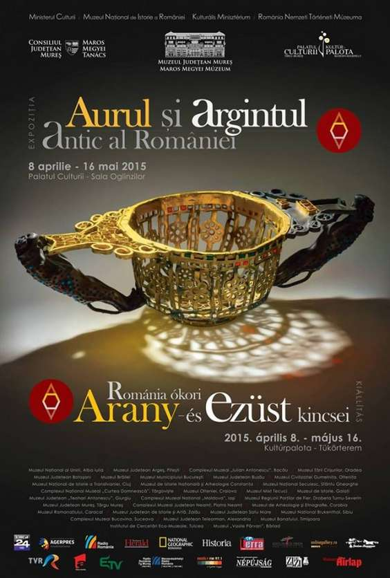 Afis_Expo_AurulArgintul_Tg.Mures_MNIR2015