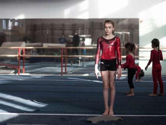 Antonia Duta, gimnastica