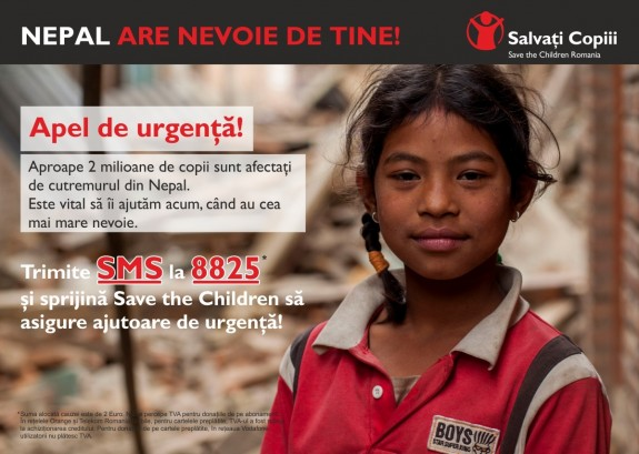 Apel de urgenta Nepal_Photocredit_Tom Van Cakenberghe_Save the Children