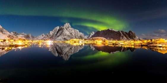 Luminile Nordului vernisaj