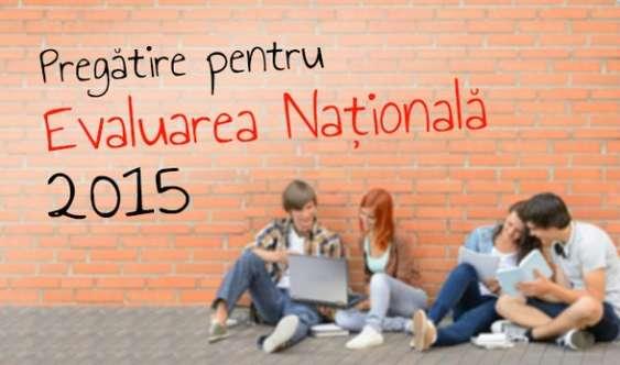 Pregatire pentru EN 2015