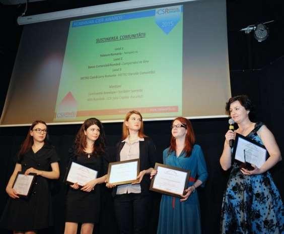 Romanian CSR Awards-10 2015