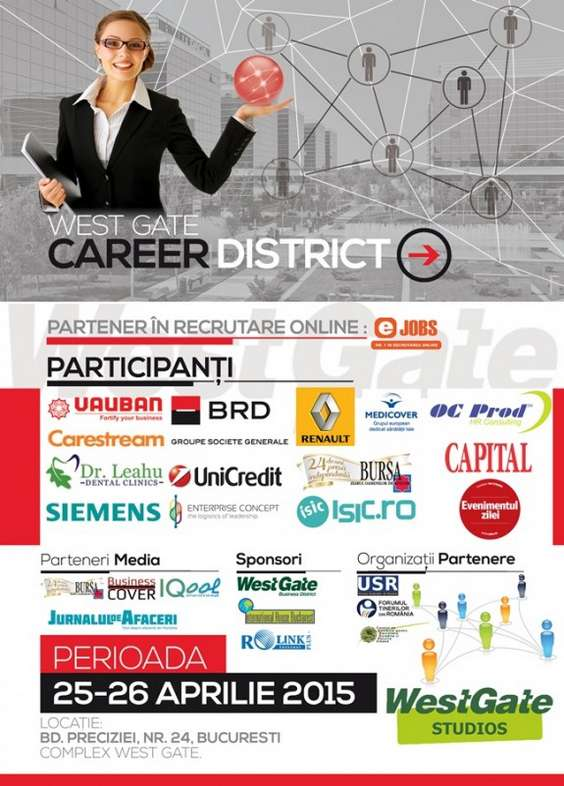 West Gate Career District