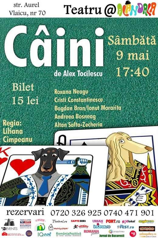 09.05 - Teatru - Caini