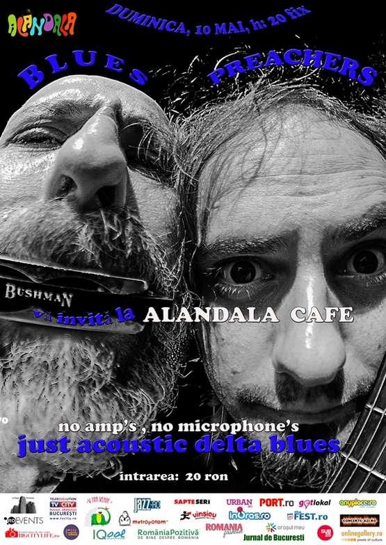 10.05 - Concert Blues Preachers