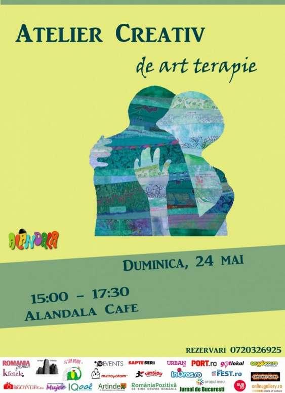 24.05 - Atelier Art Terapie