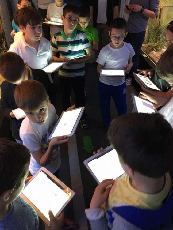 Activitate Samsung Smart Classroom Antipa