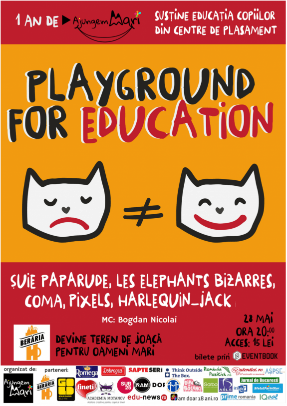 Afis Playground for education