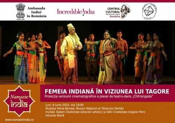 Festivalul Namaste India - MTR - 8 iunie