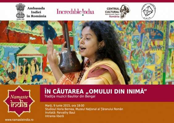 Festivalul Namaste India - MTR - 9 iunie