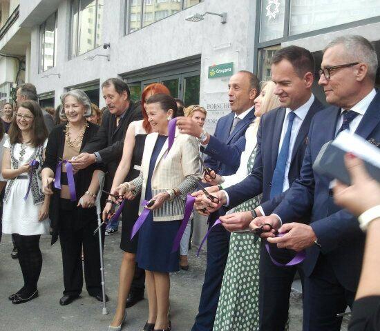 Inaugurare a doua Policlinica Sociala