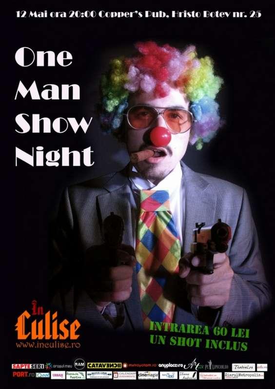 Noaptea one man show-ului