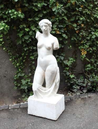 Nud, Ion Irimescu