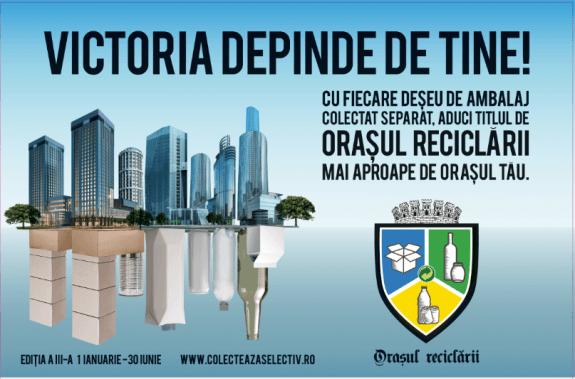 Orasul Reciclarii 2015