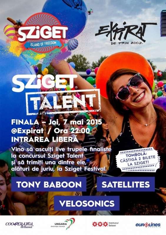 Sziget Talent - Finala - 07.05