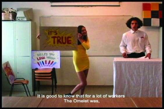 The omelet Manifesto[9'5''-2015] (2)