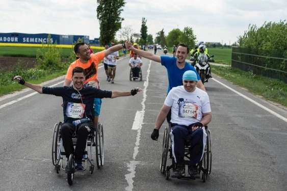 Wings for Life World Run 1