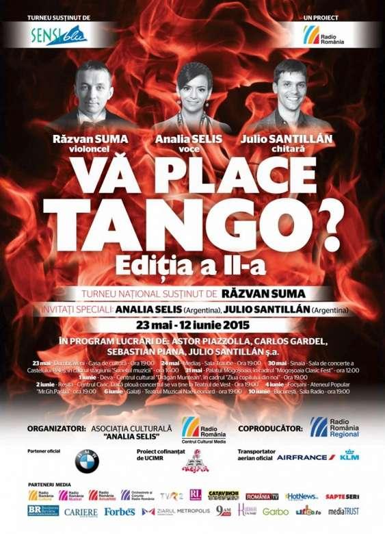 afis Va placeTANGO 2015