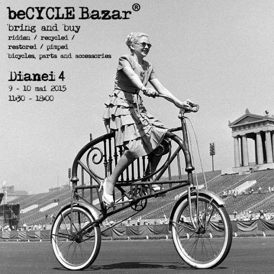 beCYCLE Bazar in Dianei