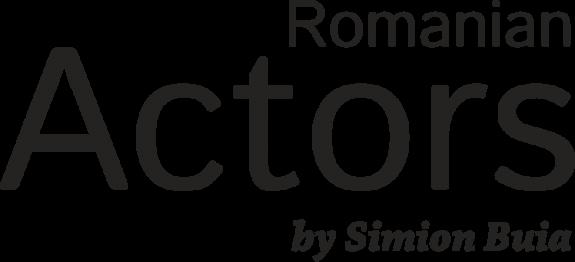 logo Buia RomanianActors