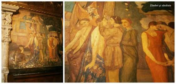 picturi muzeul cutescu stork bucuresti