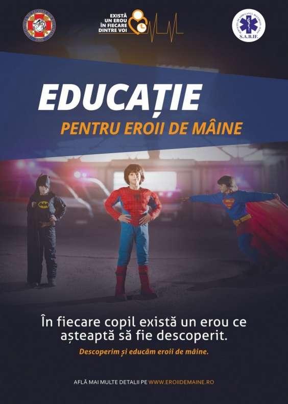 AFIS_EDUCATIE PENTRU EROII DE MAINE