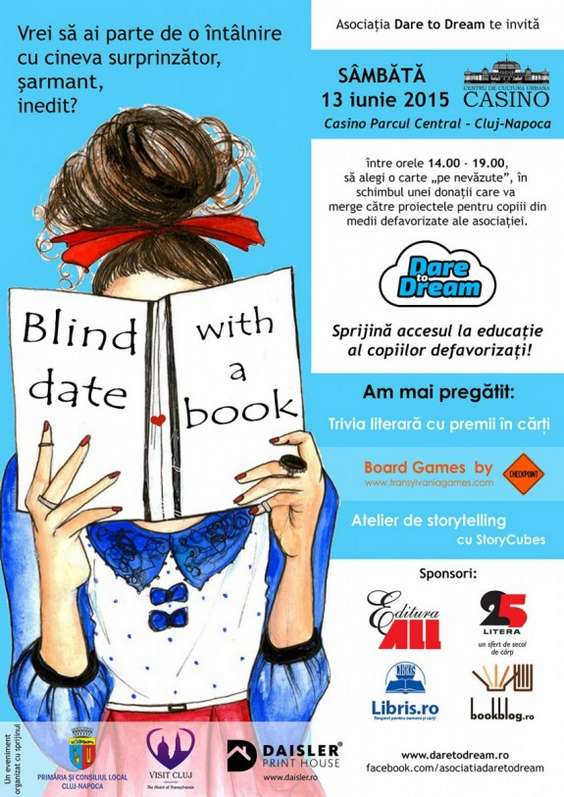 Afis Blind date with a book 2015 pt Comunicat
