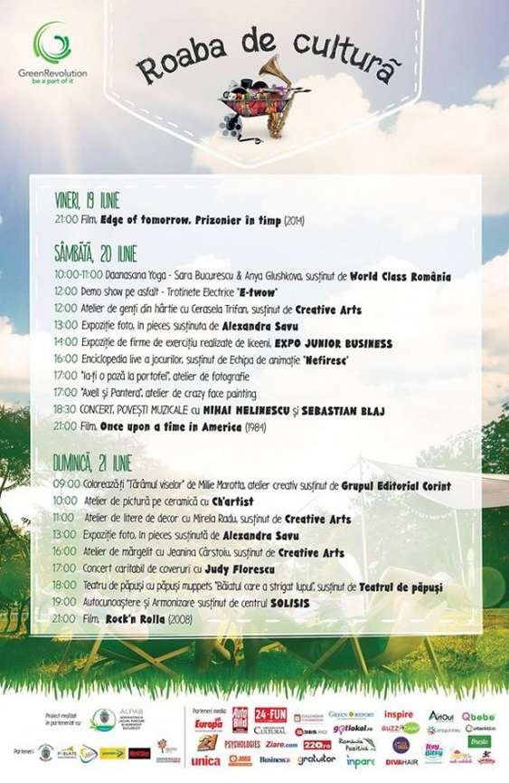 Afis RDC 19 - 21 iunie