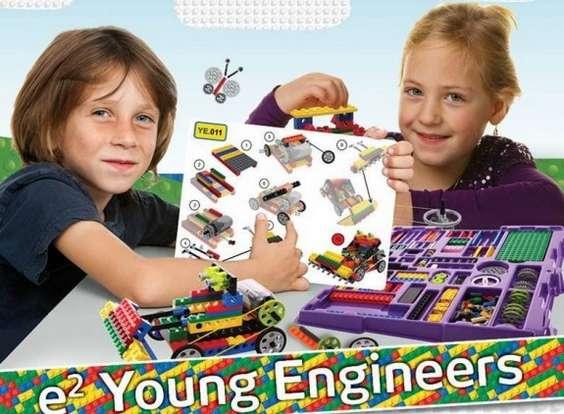 "Scoala de Vara ""Young Engineers - Provocarea LEGO""_MNIR"