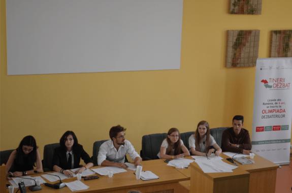 Tinerii Dezbat 2015 - finala