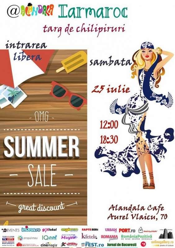 25.07 - Iarmaroc - Summer Sale