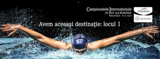 Campionatele International de Inot ale Romaniei