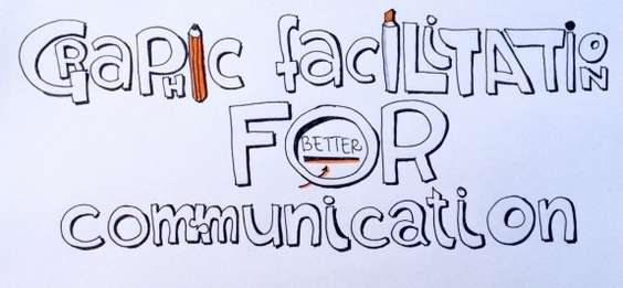Graphic facilitation for better communication