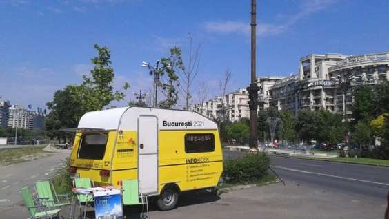 caravana mobila bucuresti2021