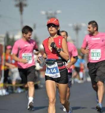 ultramaratoniste