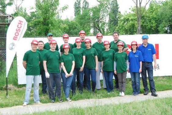 voluntari Habitat for Humanity Romania