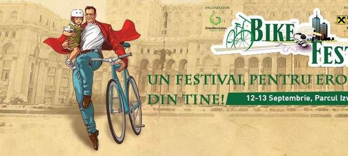 BikeFest, un festival pentru eroul din tine, 12 – 13 septembrie, 2015