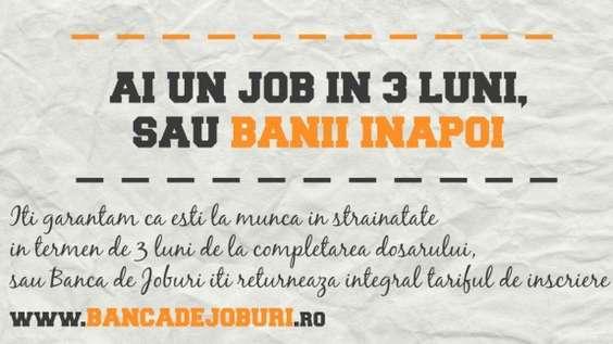 Banca de Joburi_Garantia succesului