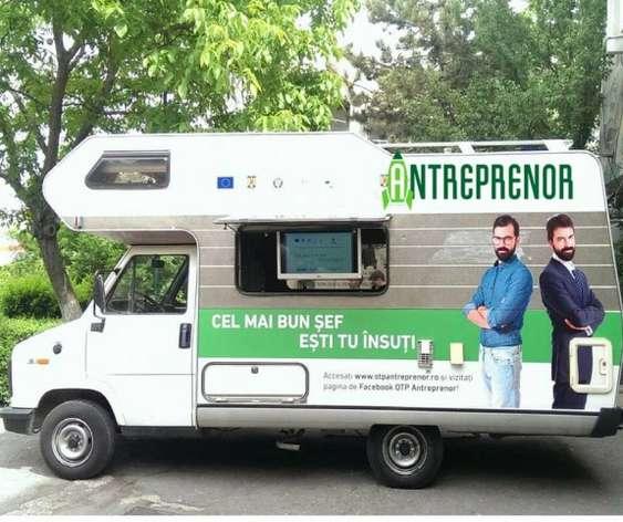 Caravana OTP Antreprenor
