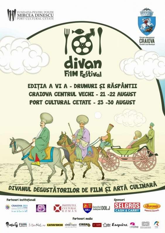 DIVAN poster A4