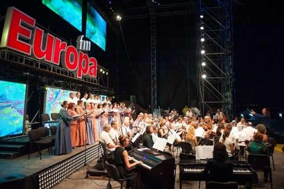 Europa FM LIve Symphony -1