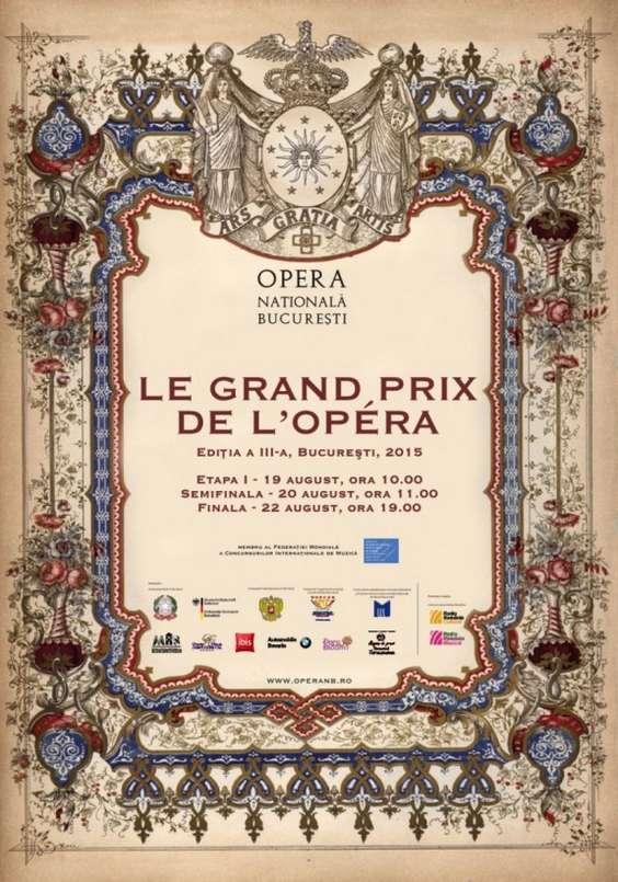 Grand Prix de l Opera